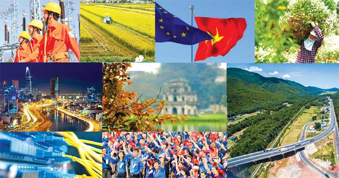 Vị thế kinh tế Việt Nam ngày càng được nâng cao