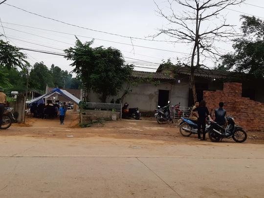 Ngôi nhà nơi bé trai 8 tuổi bị sát hại dã man - Ảnh: Ph. Hùng