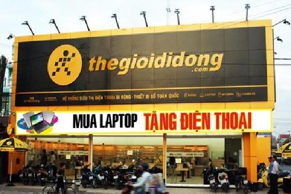 Thế Giới Di Động liên tiếp đóng cửa hàng bán điện thoại