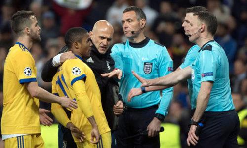 Chilavert ám chỉ mafia nhúng tay vào kết quả trận Real - Juventus