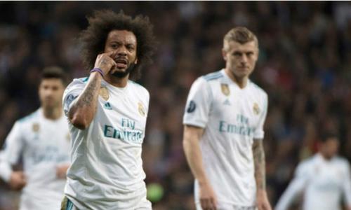 Đội phó Real 'xát muối' nỗi đau của Barca khi vào bán kết