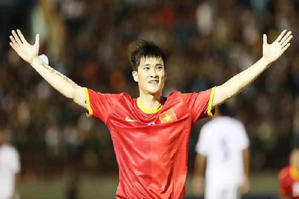 Công Vinh: 'Hãy để lứa U23 làm nòng cốt ở AFF Cup'