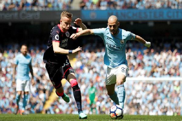 Man City hòa không bàn thắng trong ngày nâng cup vô địch