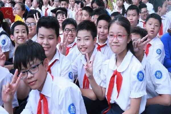Chỉ tiêu và thời gian tuyển sinh lớp 6 vào các trường hot ở Hà Nội