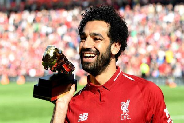 Salah phá kỷ lục của Ronaldo, giành Vua phá lưới Ngoại hạng Anh