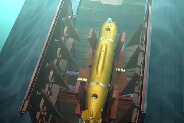 Nga sẽ biên chế siêu ngư lôi 'Thần biển' trước năm 2027