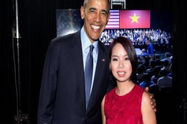 Cựu nữ sinh Lê Hồng Phong giành học bổng Stanford danh giá, làm MC trong sự kiện Tổng thống Obama và xây dựng một chuỗi trung tâm tiếng Anh có số má t