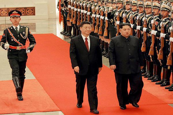 Yếu tố Trung Quốc trên bàn cờ chính trị Bán đảo Triều Tiên