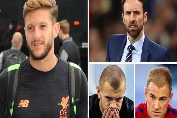Danh sách tuyển Anh dự World Cup 2018: Toàn 'người học việc'