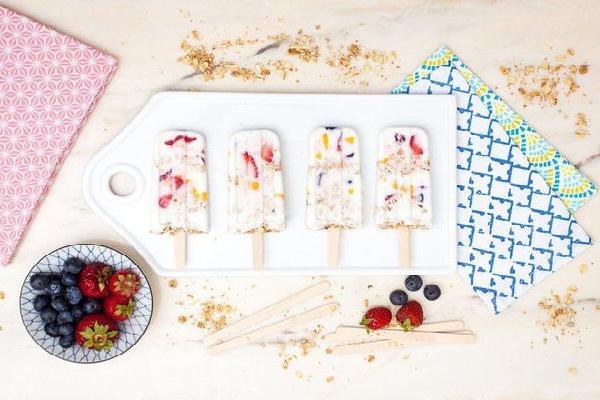 Món ngon mỗi ngày: Cách làm kem cho ngày hè nóng bức