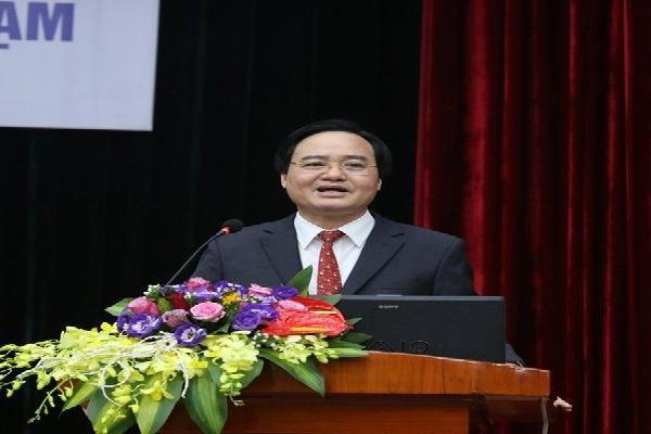 Bộ trưởng bộ GD&ĐT nói gì về Đề án thi và tuyển sinh chi 749 tỷ?