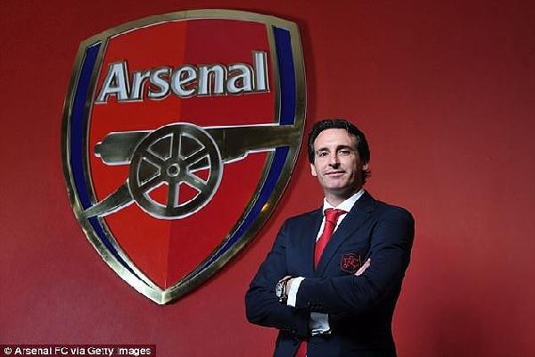 Arsenal chính thức bổ nhiệm 'ông vua Europa League' thay HLV Wenger