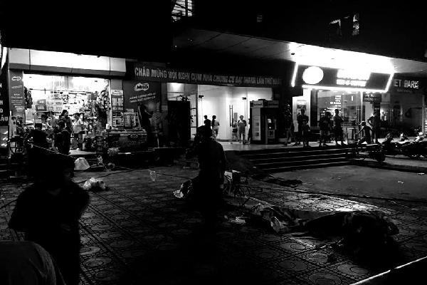 Hà Nội: Người đàn ông rơi từ tầng cao chung cư Đại Thanh tử vong