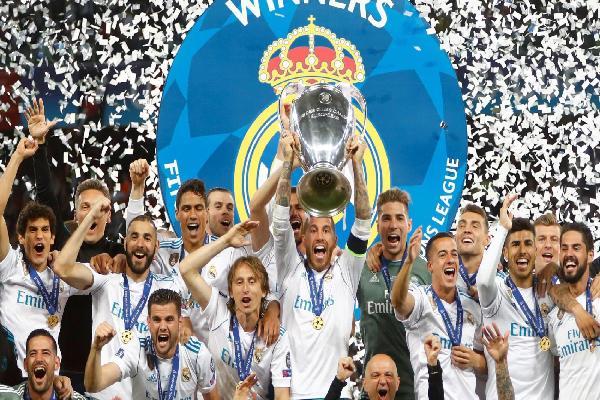 Gareth Bale lập siêu phẩm, Real Madrid lần thứ 3 liên tiếp lên đỉnh Champions League