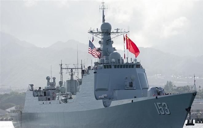 Mỹ hủy mời TQ tập trận: Nguy cơ căng thẳng leo thang trên Biển Đông