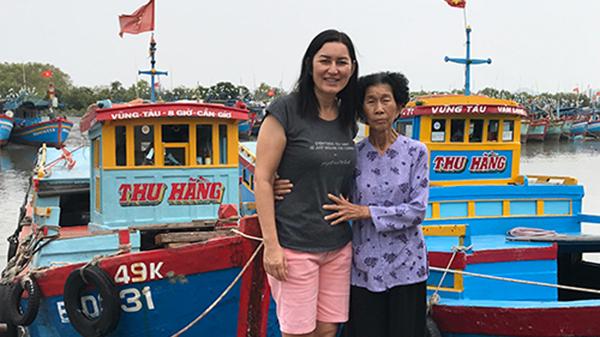 Người phụ nữ Australia nhận nhầm mẹ Việt suốt 14 năm