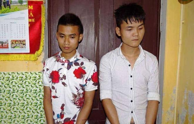 Hai nghi can cướp vàng của giáo viên bị bắt nhờ chân dung phát họa