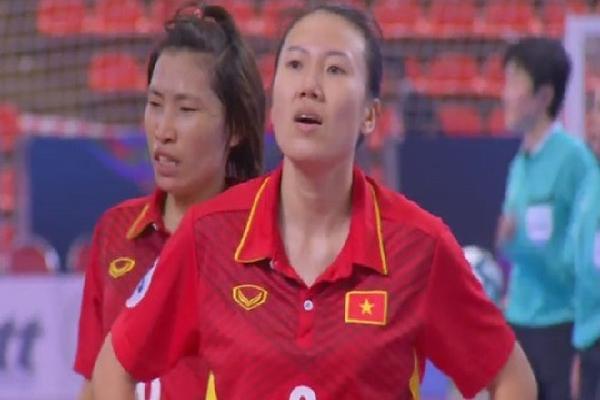 Thua Thái Lan, Việt Nam cán đích vị trí thứ 4 tại giải châu Á