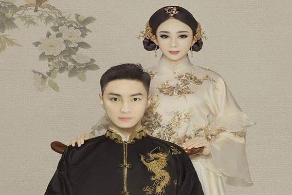 Lâm Khánh Chi cùng ông xã khiến fan ngỡ ngàng trong tạo hình cổ trang quá đẹp