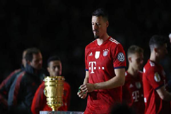 Bayern thua đội bóng của HLV mới ở chung kết Cup Quốc gia Đức