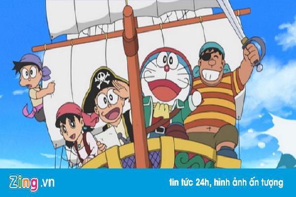 Phim 'Doraemon' mới ăn khách tới Việt Nam nhân dịp Tết Thiếu nhi