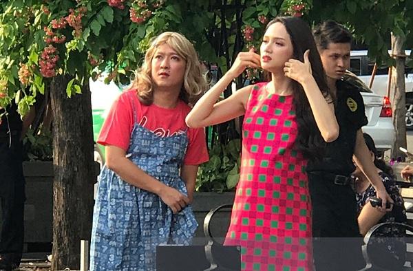 Trường Giang đùng đùng bỏ về không ghi hình gameshow vì cảm thấy không vui và bị khán giả ném chai nước lên sân khấu?