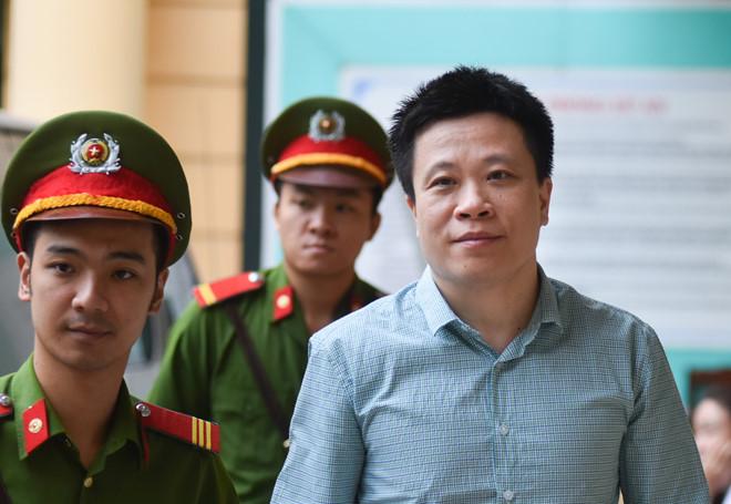 Sáng nay, Hà Văn Thắm hầu toà cấp phúc thẩm