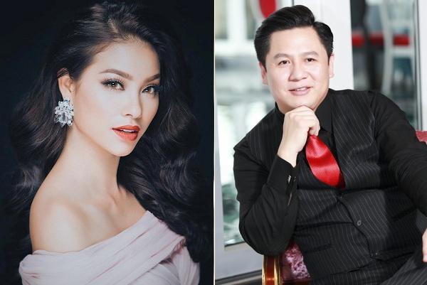 Hot: Phạm Hương đang yêu một đại gia có công ty từ Mỹ đến Việt Nam, từng qua một lần đò và có hai con trai riêng?