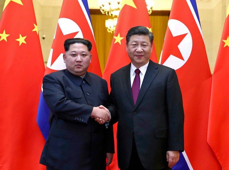 Động lực khiến nhà lãnh đạo Triều Tiên Kim Jong-un bất ngờ thăm Trung Quốc