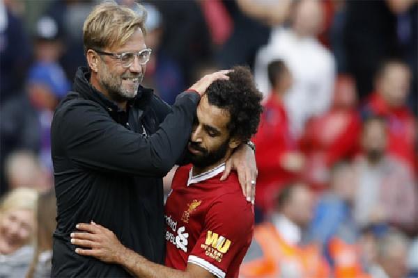 Klopp lý giải sự thăng hoa của Salah ở Liverpool