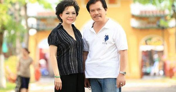 Danh ca Giao Linh lần đầu khoe chồng