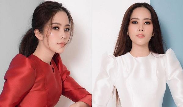 Hậu scandal tình ái, Nam Em trở lại xinh đẹp ngọt ngào với loạt váy ấn tượng