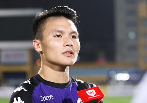 Quang Hải lần đầu tiên vắng mặt tại V.League 2018