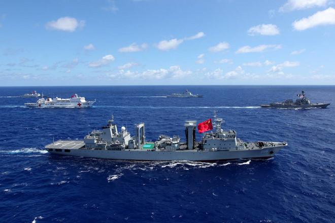 Mỹ phản đối Trung Quốc ngang ngược ở Biển Đông, hủy lời mời tập trận