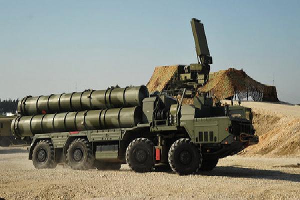 Nga điều thêm tên lửa S-400 bảo vệ Crimea