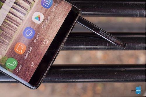 Galaxy Note 9 có thể ra mắt từ cuối tháng 7