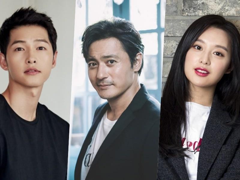 'Ông trùm' Jang Dong Gun góp mặt trong bom tấn cùng 2 sao trẻ Song Joong Ki và Kim Ji Won