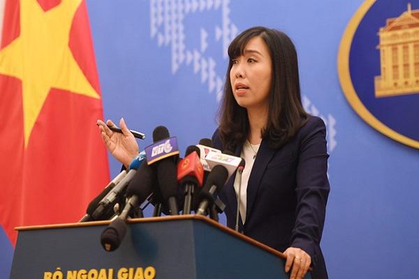 VN yêu cầu Trung Quốc chấm dứt đưa máy bay ném bom đến Hoàng Sa