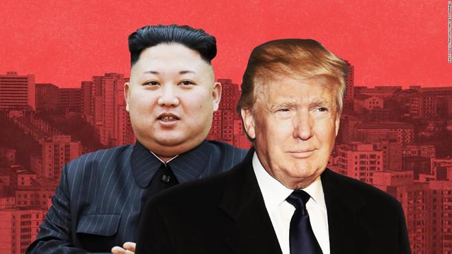Trump: Hàn Quốc - Triều Tiên đàm phán kết thúc chiến tranh