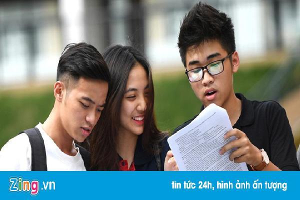 124 điểm thi THPT quốc gia 2018 tại TP.HCM
