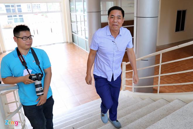 Từ chức ở VPF, ông Trần Mạnh Hùng có thể thành Phó chủ tịch VFF