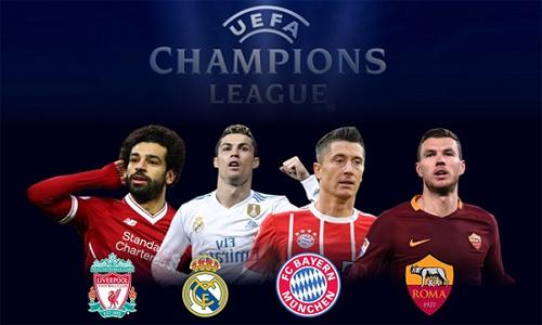 Chiều nay bốc thăm bán kết Champions League và Europa League: Chờ chạm trán siêu sao