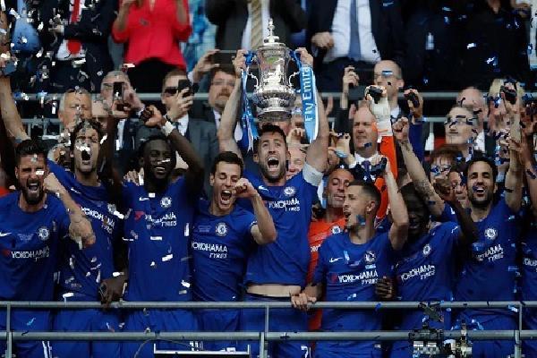 Hạ Man Utd, Chelsea đoạt Cup FA mùa 2017-2018