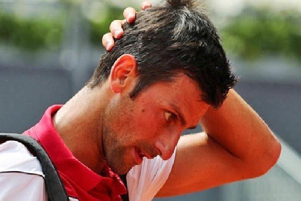 Djokovic bị tay vợt số một Anh quốc loại khỏi Madrid Mở rộng