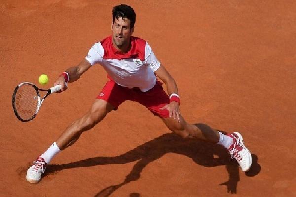 Djokovic thắng dễ trận ra quân Rome Masters