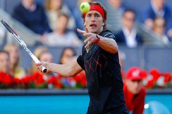 Đánh bại Thiem, Zverev vô địch Madrid Mở rộng