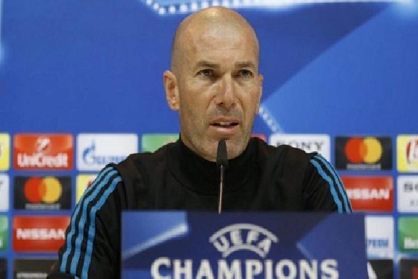 Zidane: 'Real phải sớm phá lưới Bayern và hướng đến chiến thắng'