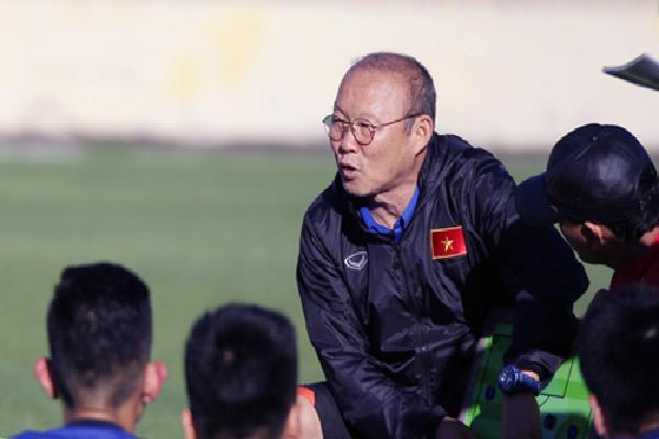 HLV Park Hang-seo muốn Việt Nam vào vòng đấu loại trực tiếp Asian Cup 2019