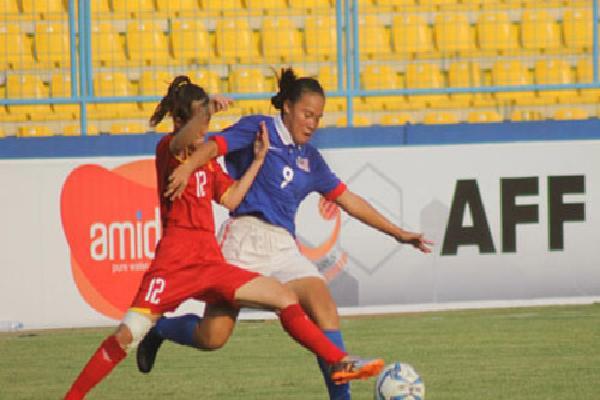 Việt Nam đụng Thái Lan tại bán kết giải nữ U16 Đông Nam Á