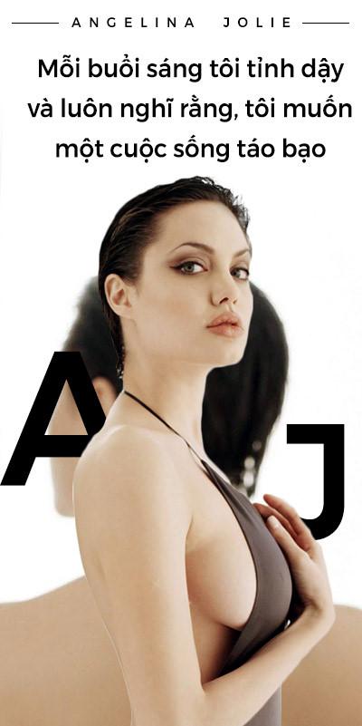 Angelina Jolie: Ba me don than va cuoc song khong bao gio binh thuong hinh anh 4